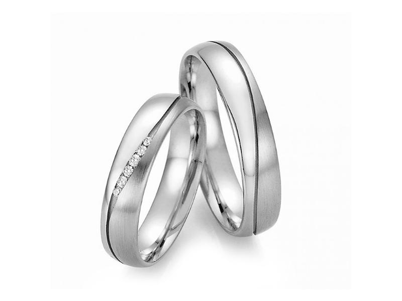 736c09579261 Paga  199.000 Argollas de matrimonio en plata + 6 circones SWAROVSKI